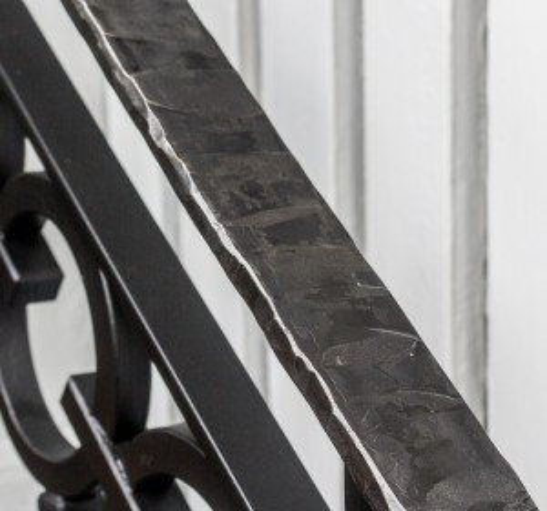 Custom Forged Metal Railing