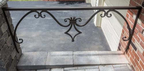 Detailed Metal Craftsmanship