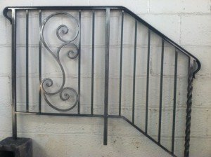 Hand Forged Railings Rochester NY