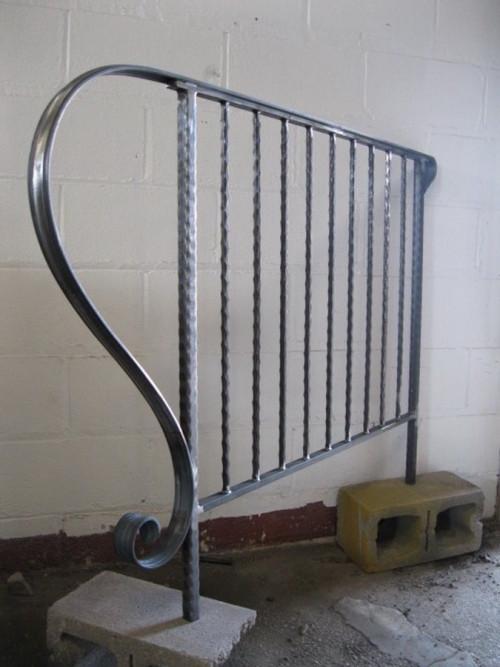 Metal Railing Construction
