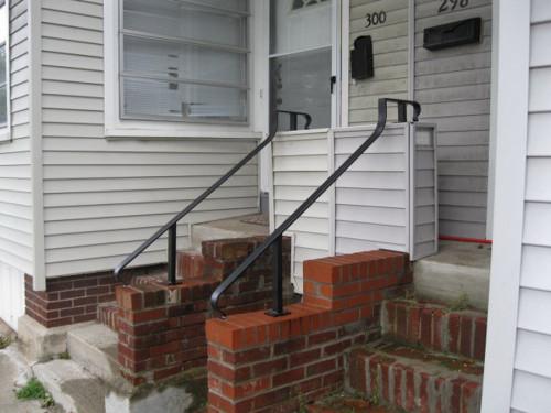Metal Handrails Rochester NY