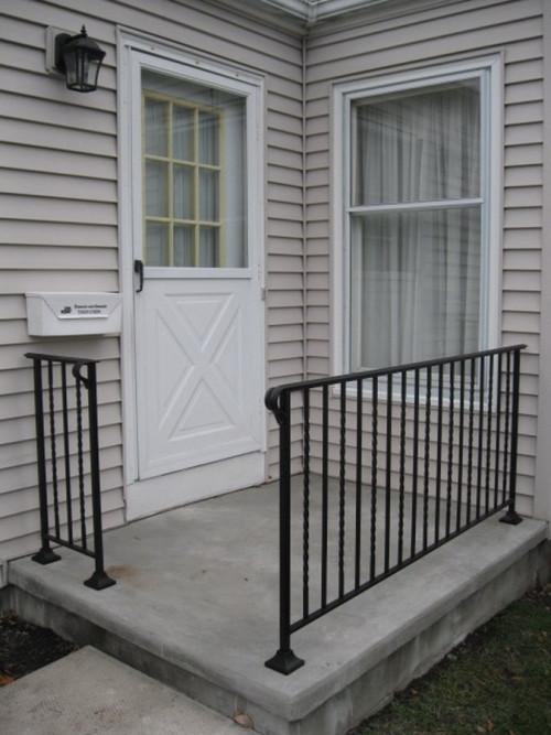 Metal Handrails by AMA Blacksmiths