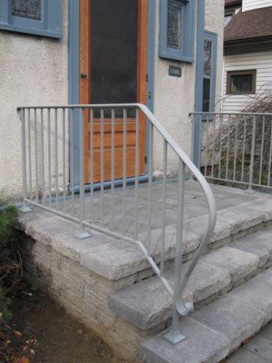 Rochester Wrought Iron Railings