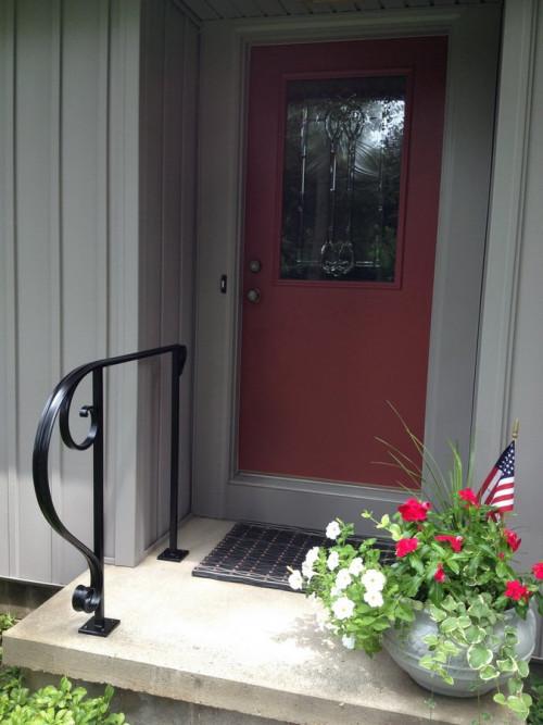 Custom Residential Railing