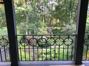 Custom Forged Metal Railing Rochester NY
