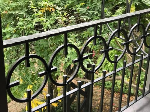 Gorgeous Metal Porch Railings