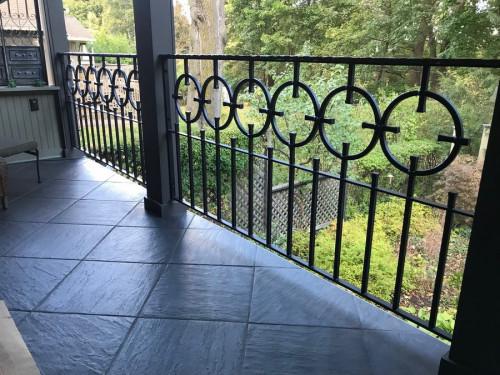 AMA Blacksmiths Custom Metal Handrails