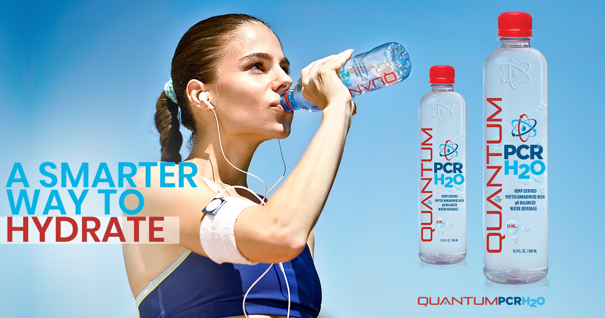 Advanced Hydration with Quantum PCR Water