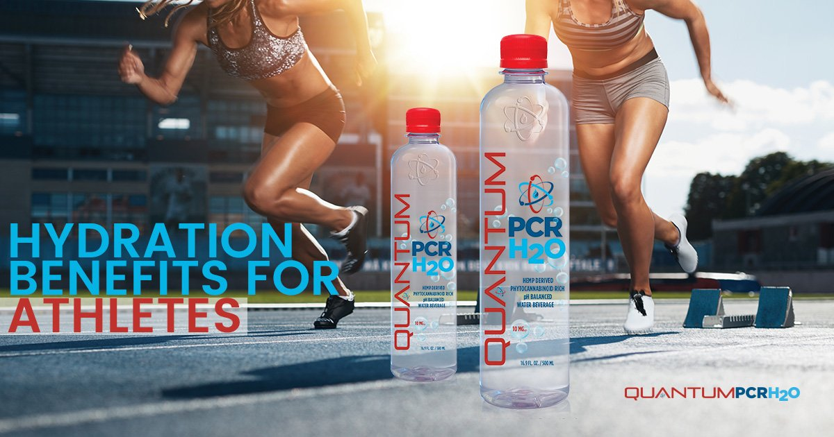 Why Athletes Choose PCR Water for Hydration