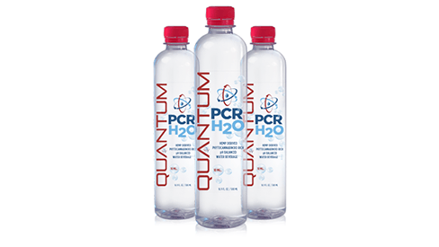 3 Bottles of Quantum PCR H20