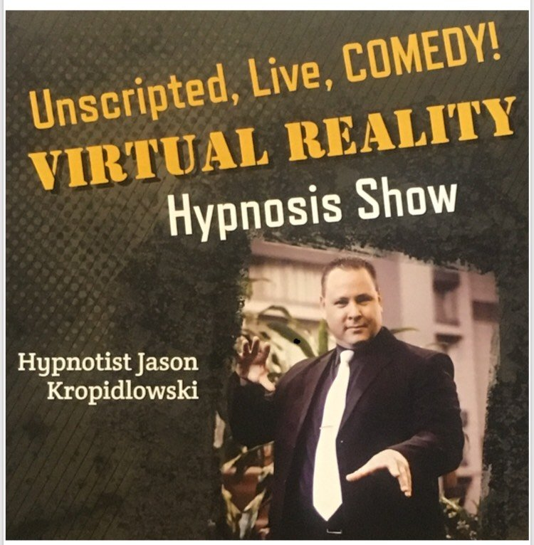 Virtual Reality Hypnosis Show