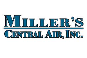 Miller's Central Air, Inc. logo
