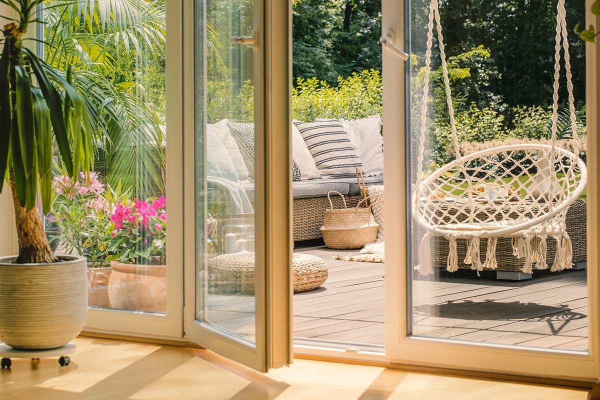 Picking The Perfect Door Design For Your Patio