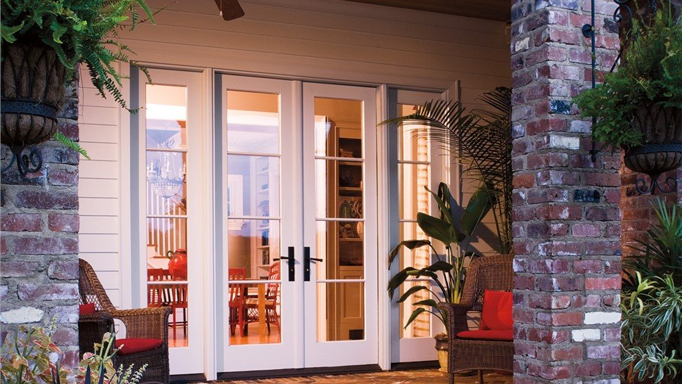 French Patio Doors The Window Authority