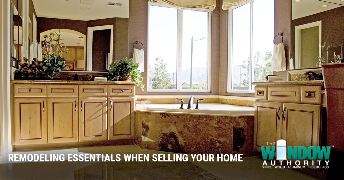 Exterior Remodeling Essentials When Selling Your Home