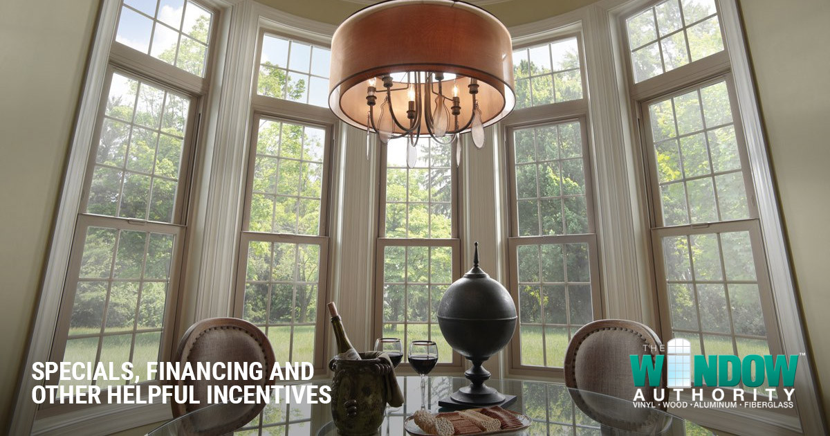 Home Remodeling Specials, Financing and Money Saving Offers
