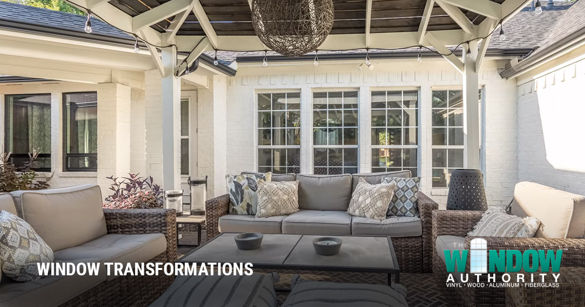 Stunning Window Transformations from the Window Authority