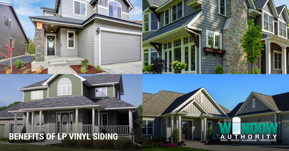 Why More Homeowners Choose LP SmartSide® Siding