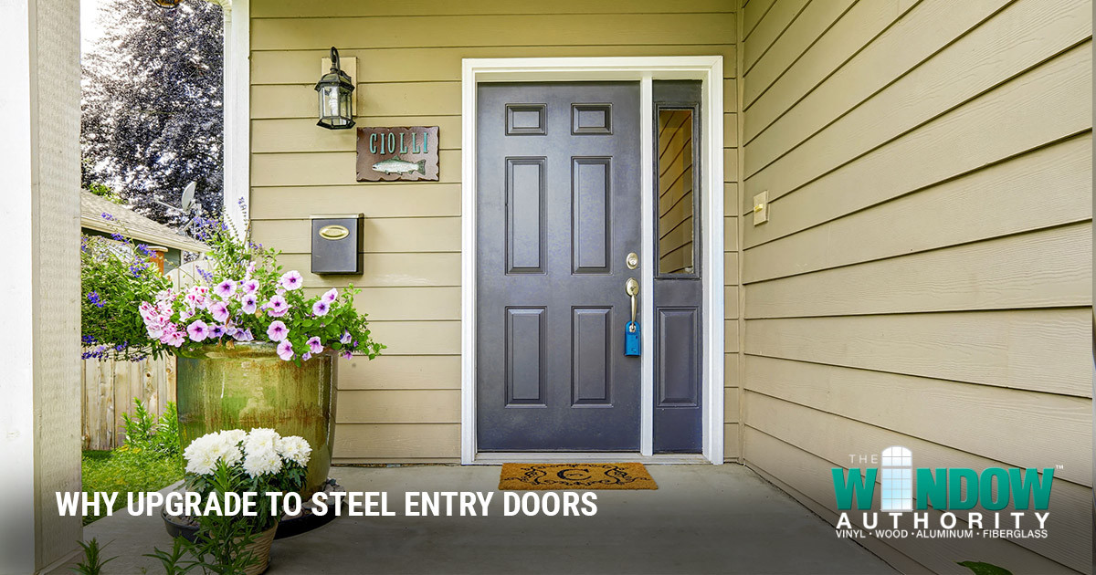 The Many Benefits of Installing Steel Entry Doors at Home