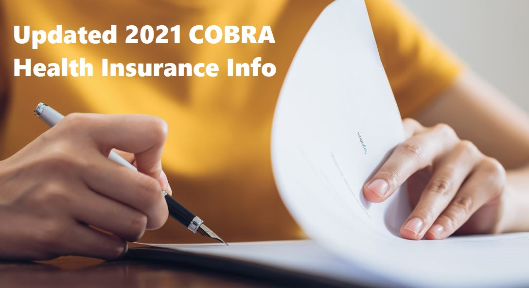 2021 COBRA Insurance Changes Under the American Rescue Plan Act