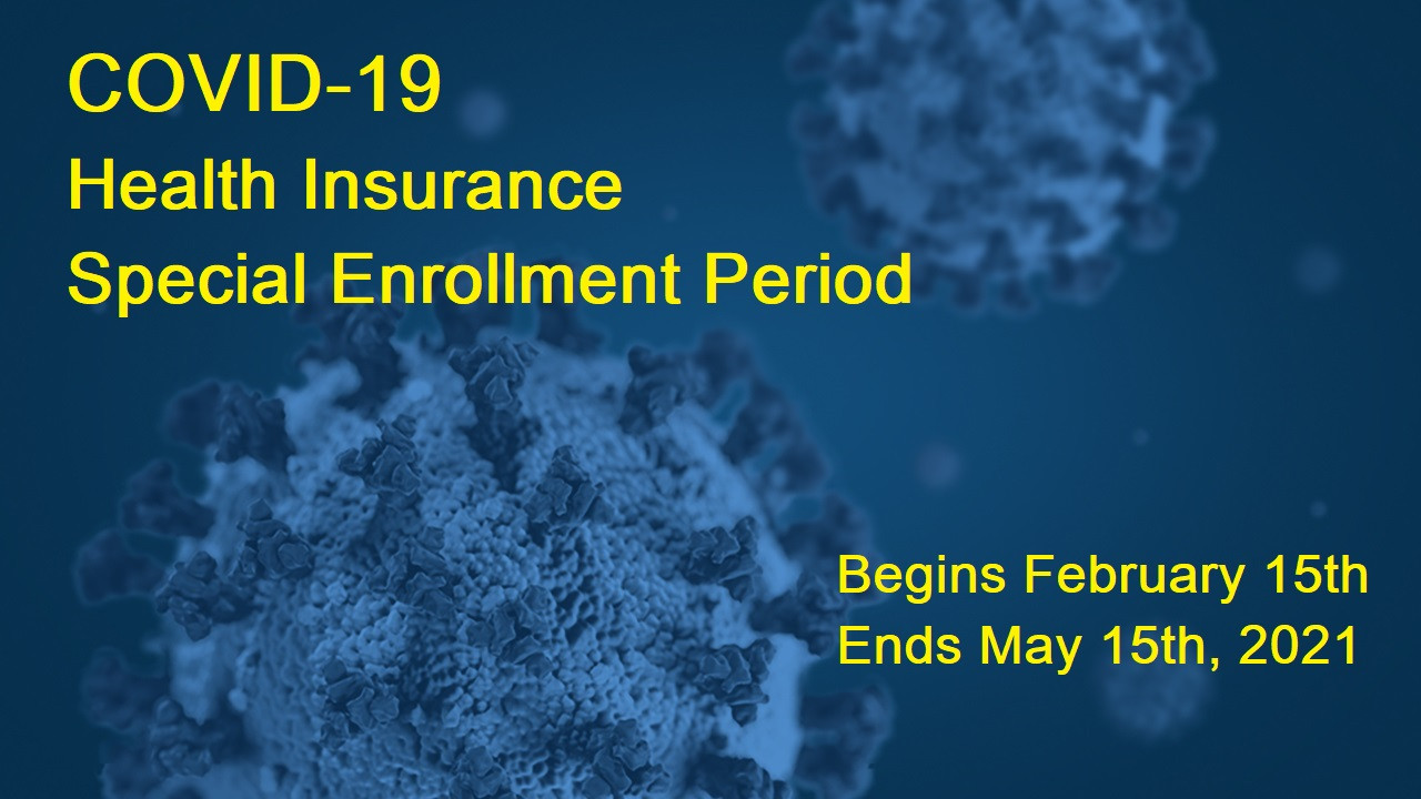 Special Health Insurance Enrollment for COVID-19 Public Health Emergency