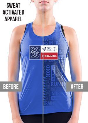 Houston Marathon Women's 2020 Racerback Tank