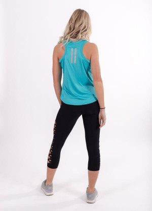 "Copy of Women's ""Eat, Sleep, Tri, Repeat"" Performance Tank"