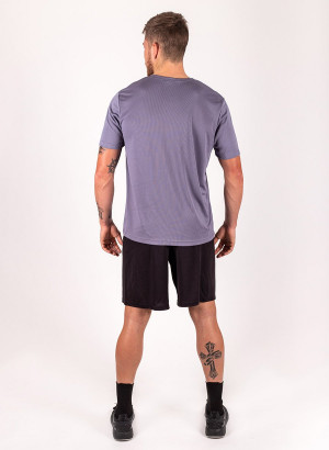 "Men's ""DO IT"" Short Sleeve Crew Neck Shirt"