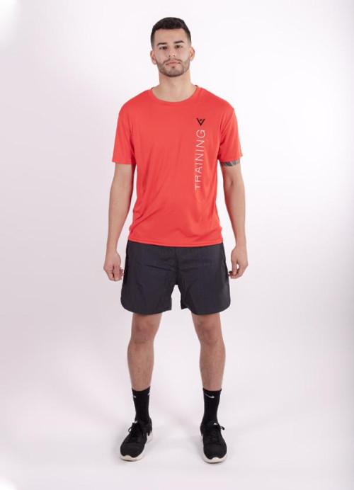 "Men's ""Training"" Short Sleeve Crew Neck Shirt"