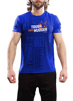 Tough Mudder 2020 Train Tough Short Sleeve Crew Neck Shirt