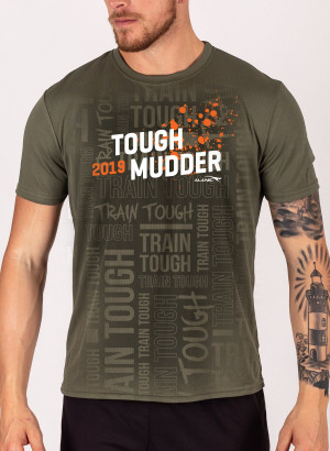 Tough Mudder Train Tough Short Sleeve Shirt