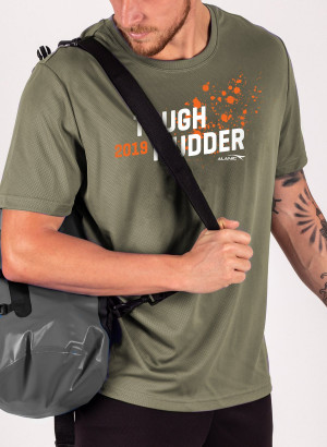 Tough Mudder 2019 Train Tough Short Sleeve Crew Neck Shirt