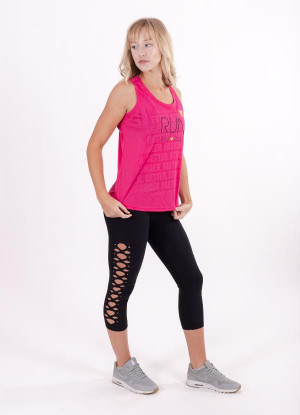"Women's ""Run 26.2"" Performance Tank"