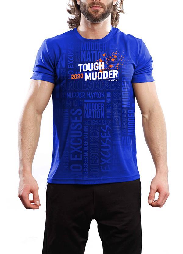 Tough Mudder 2020 Train Tough Short Sleeve Crew Neck Shirt