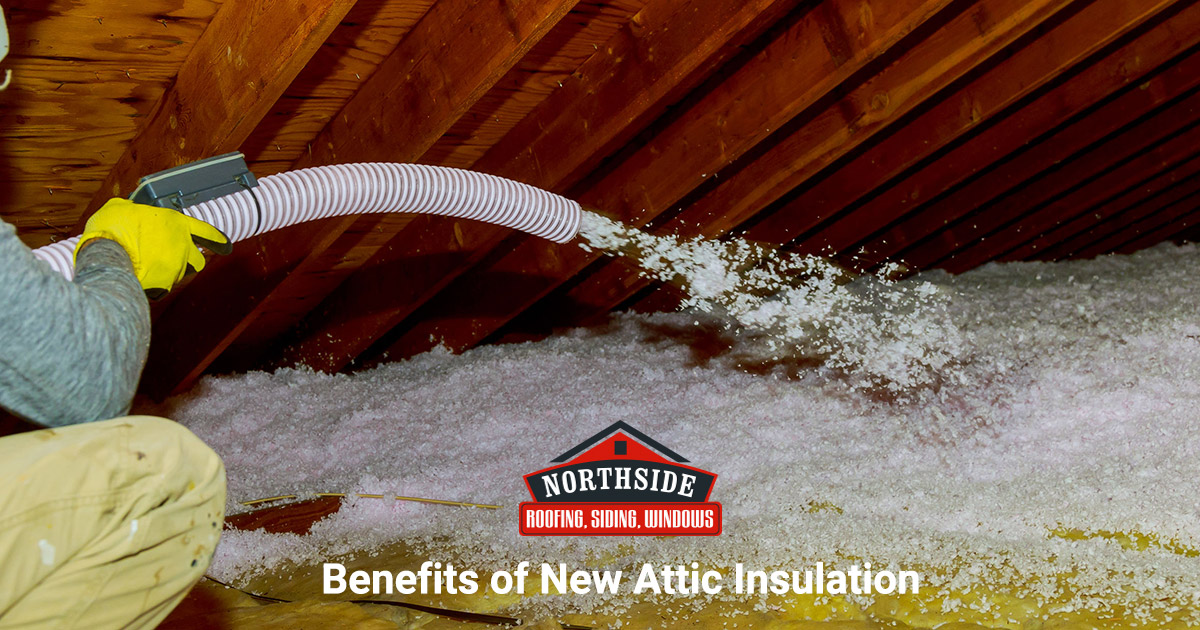 The Many Benefits of New Attic Insulation
