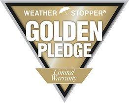 Weather Stopper Golden Pledge Limited Warranty
