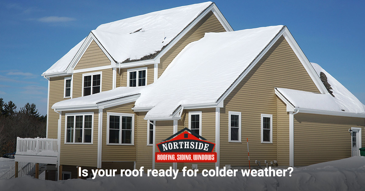 Making Sure Your Roof is Prepared for Cold Winter Weather