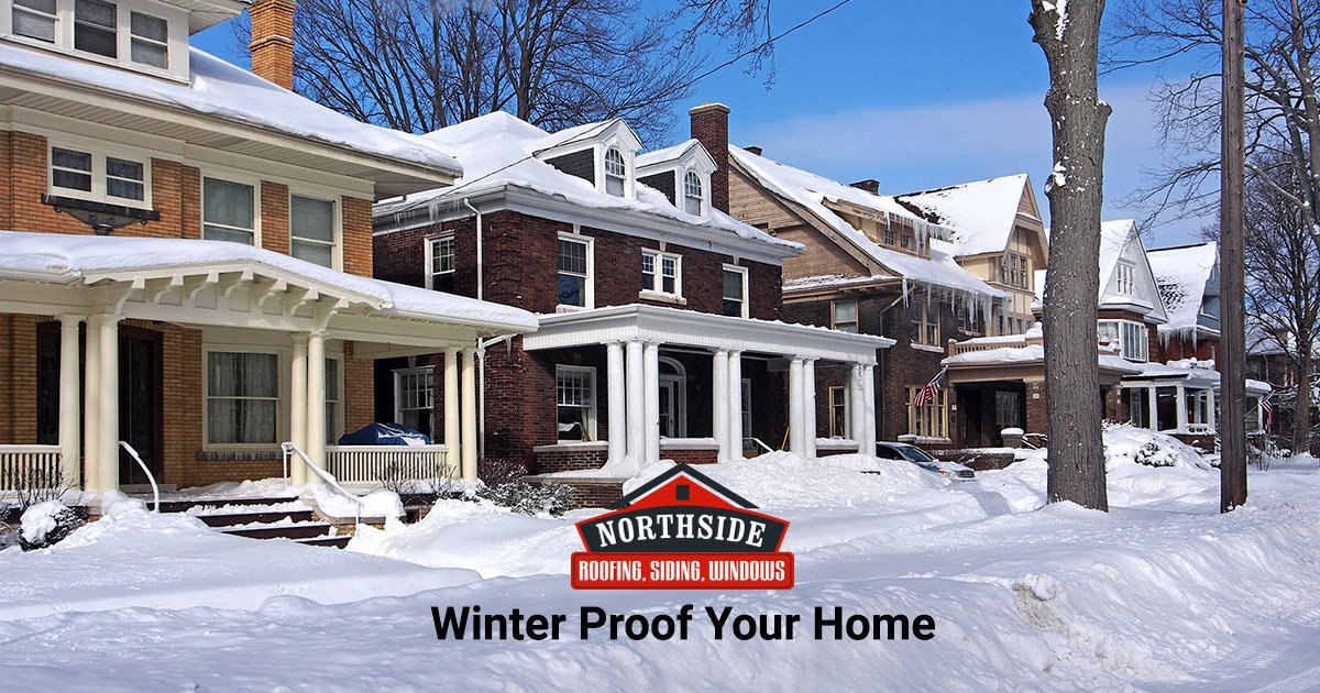 Winter Roof Inspections Rochester NY