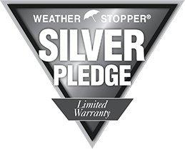 Weather Stopper Silver Pledge Limited Warranty