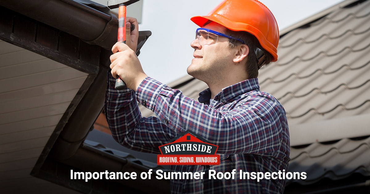 The Importance of Annual Summer Roof Inspections