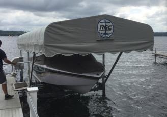 RGC Boat Lift