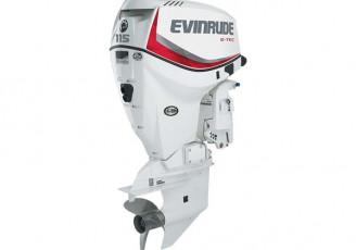 Evinrude 115hp motor