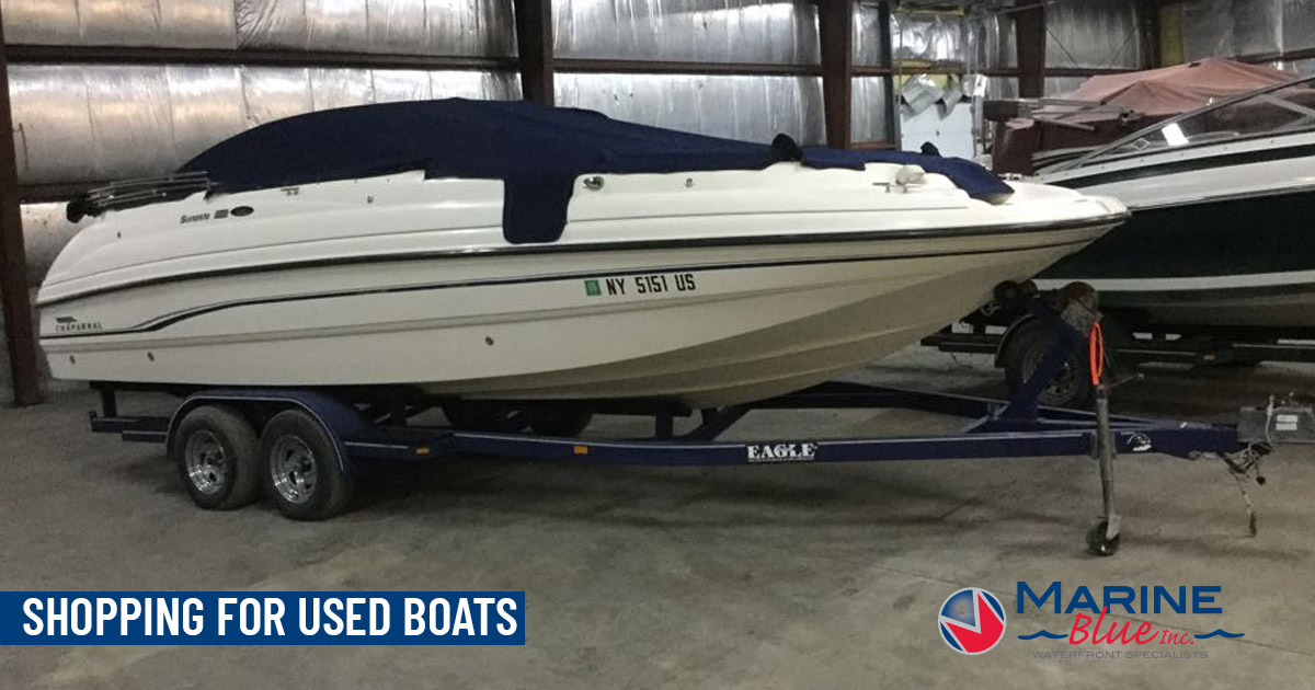 The Best Deals on Used Boats in Canandaigua NY