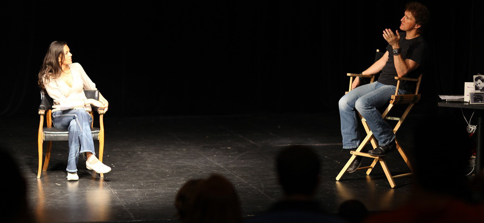 Acting Classes & Conservatory in NYC | Tom Todoroff Studio
