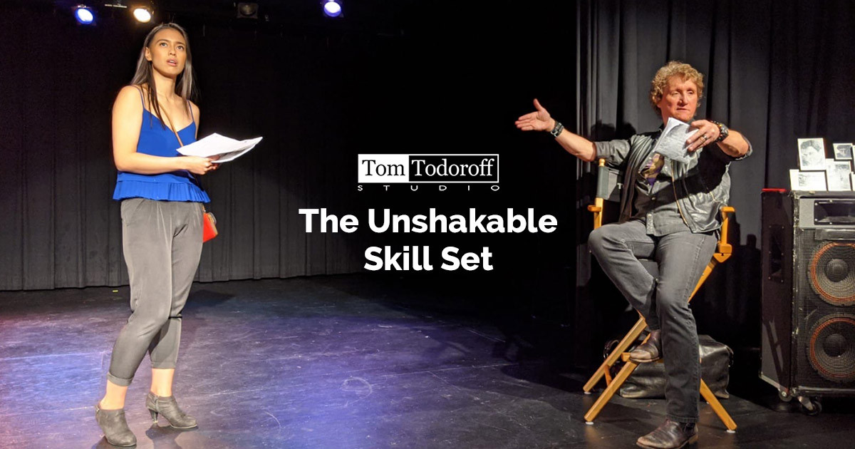 The Unshakable Skill Set