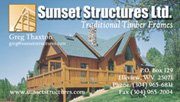 Sunset Structures Ltd Business Card
