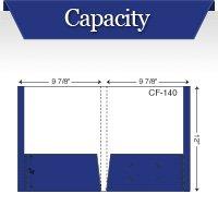 Custom Printed Capacity Pocket Folders