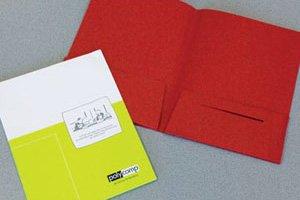 165 Capacity Pocket Folder