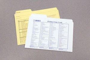 145 4 Tab 2nd Pos - File Folders
