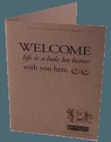 Custom Printed Folder